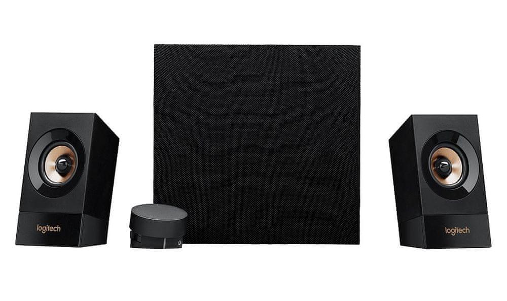 Logitech Z533 Multimedia Speaker System (980-001054) - použité