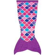 Fin Fun Deka chvost morskej panny Dospelá, fialová