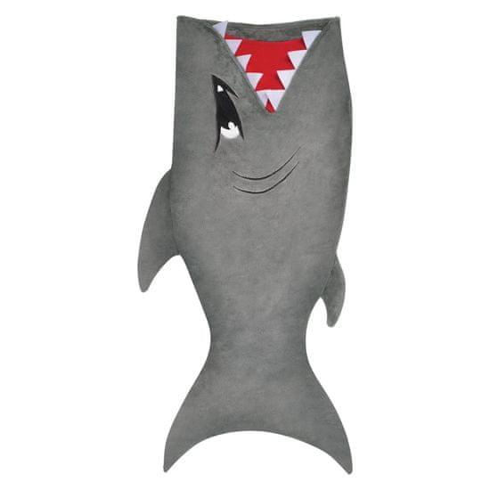 Fin Fun Deka žralok SHARK BLANKET