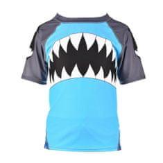 Fin Fun Tričko Shark Rash Guard, L
