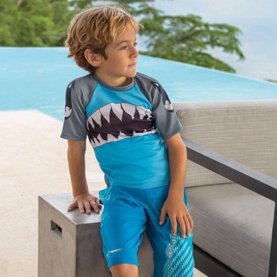 Fin Fun Tričko Shark Rash Guard