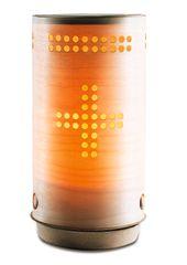 GREEN SOLUTION biorazgradljiva kompostna sveča, križ