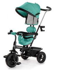 BABY TIGER rowerek trójkołowy FLY turkusowy