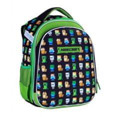 Astra Anatomická školská taška / batoh MINECRAFT, 31L, 502020100