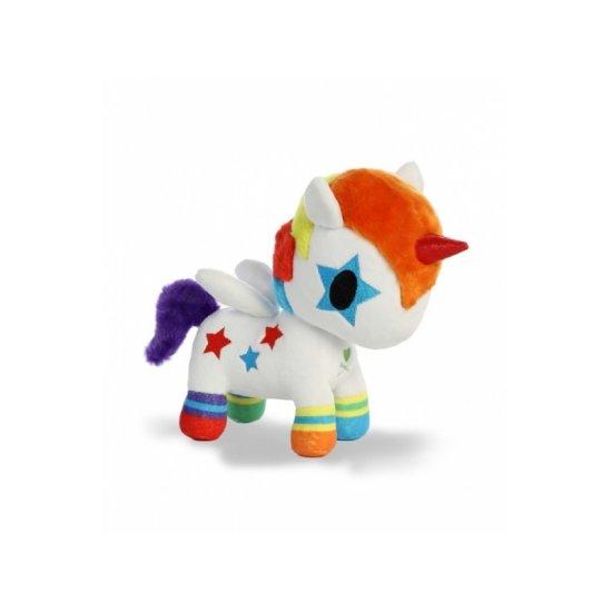 Tokidoki Plyšová hračka 20cm UNICORN Rainbow