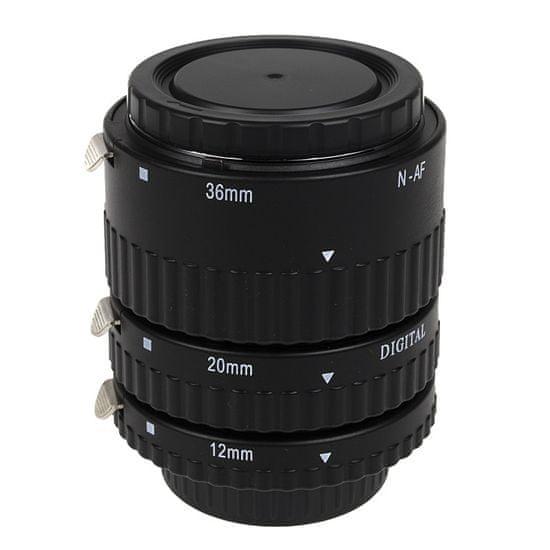 Meike Medzikrúžky pre Canon s AF Standard