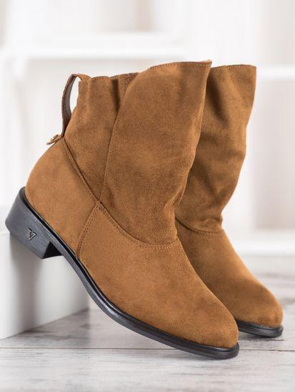 Vinceza Női bokacipo 67440 + Nőin zokni Gatta Calzino Strech