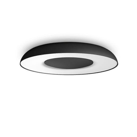 Philips Hue Still SVÍTIDLO STROPNÍ LED 32W 2400lm 2200-6500K, černá BT