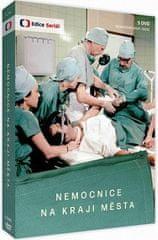 Nemocnice na kraji města (remasterovaná verze) (5x DVD) - DVD