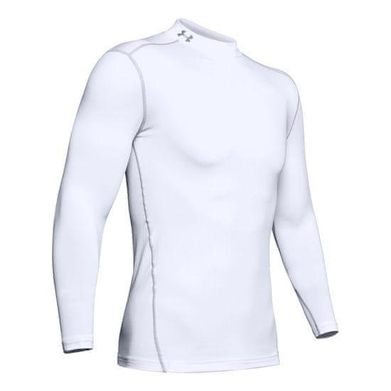 Under Armour ColdGear® športna majica, kompresijska, moška, L, bela