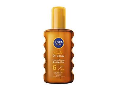 Nivea ulje za sunčanje u spreju SPF 6, 200 ml