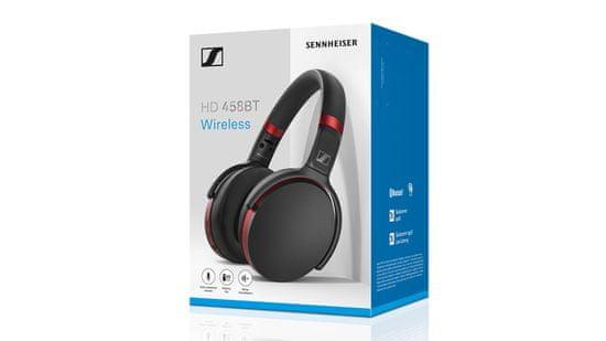 Sennheiser HD 458BT brezžične slušalke, ANC