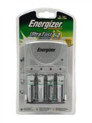 Energizer Ultra Hitri polnilec baterij + 4 AA, 2300 mAh