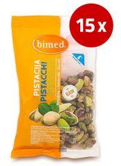 Bimed pistacije, oluščene, 15 x 100 g