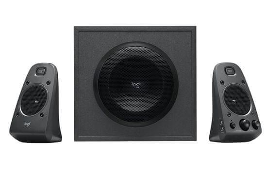 Logitech Z625 zvočniki, THX, 2.1