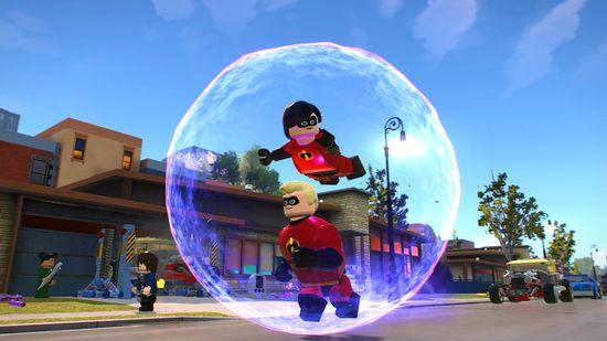 Warner Bros LEGO The Incredibles igra, koda v škatli (Switch)