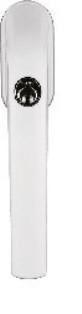Abus FG 300 - FG 300 S AL0145 srebrny