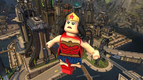 Warner Bros LEGO DC Super-Villains igra, koda v škatli (Switch)