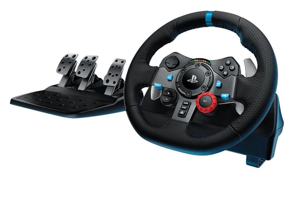 Logitech G29 Driving Force - zánovní
