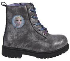 Disney dekliška zimska obutev Frozen 2300004521, 26, srebrna