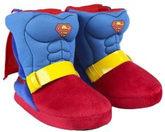 Disney fantovska obutev Superman 2300004557, 32,5, modra