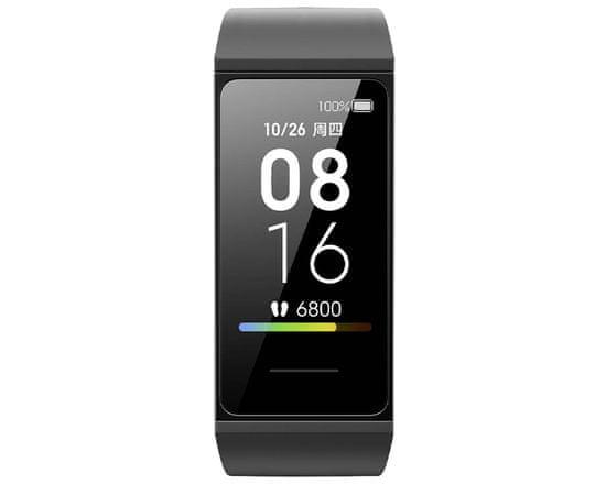 Xiaomi MI Smart Band 4C pametna zapestnica, črna