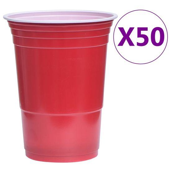 shumee Zestaw do Beer Ponga stołowego, 0,5 L, plastik