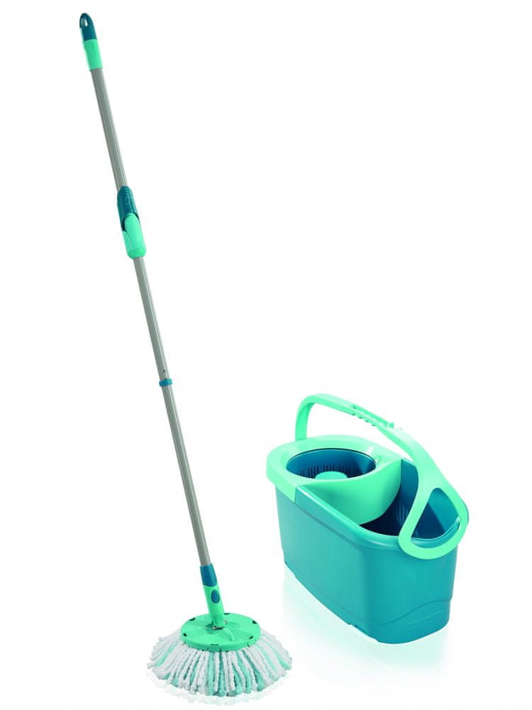 Leifheit Set Clean Twist Disc Mop (EVO)