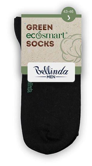 Bellinda Moške nogavice Green Socks Ecosmart BE497567-940