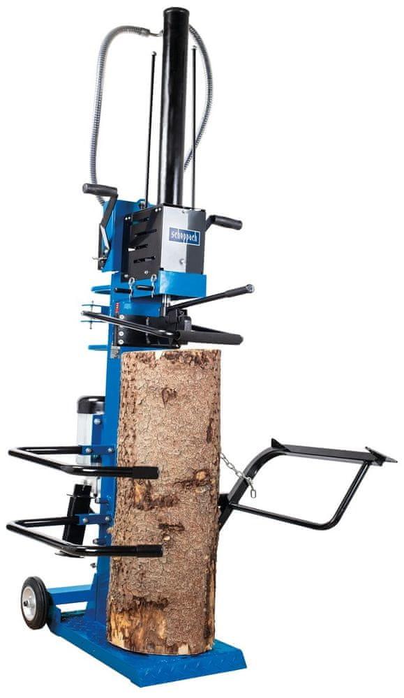 Scheppach HL 1020 Vertikální štípač na dřevo 10 t (230V) - rozbaleno