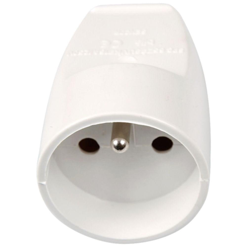 SENCOR SPC 65 zástrčka 16 A / 250 V, bílá