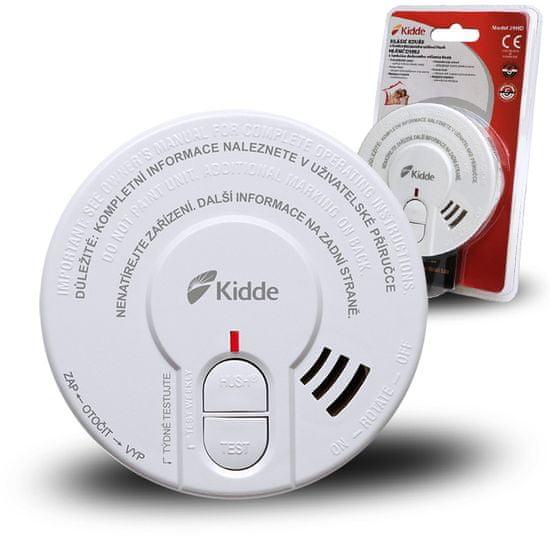 Kidde 29HD Kouřový a požární detektor