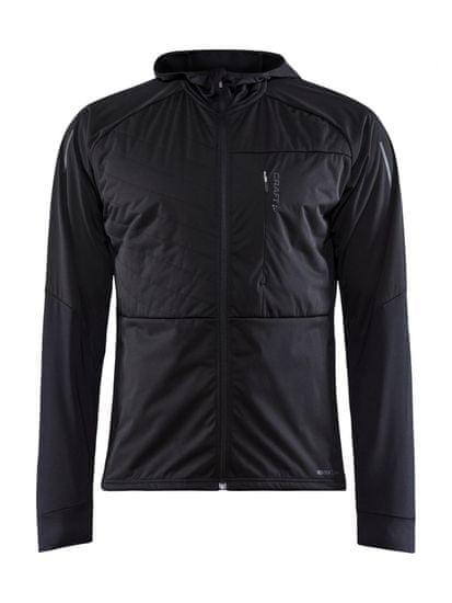 Craft ADV Warm Tech moška jakna, črna