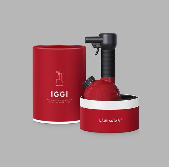 Laurastar IGGI red