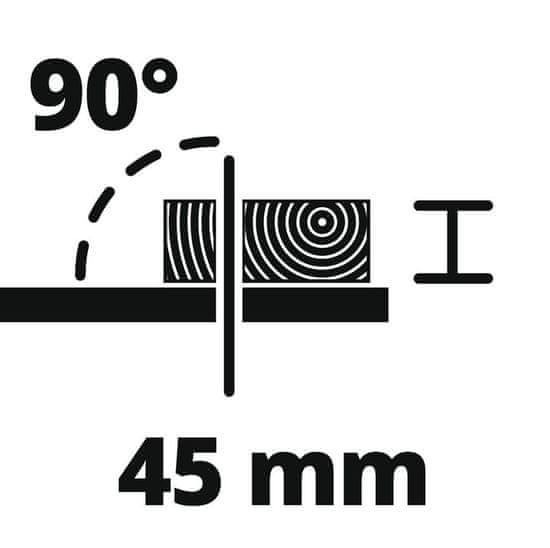 Einhell TC-TS 200 stolna kružna pila (4340415)