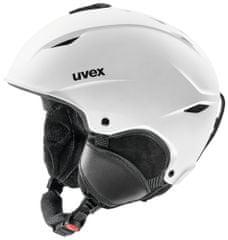 Uvex lyžařská helma Primo, white mat 52-55 cm - rozbaleno