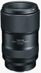 Tokina Firin 100/2,8 FE macro objektiv (Sony)
