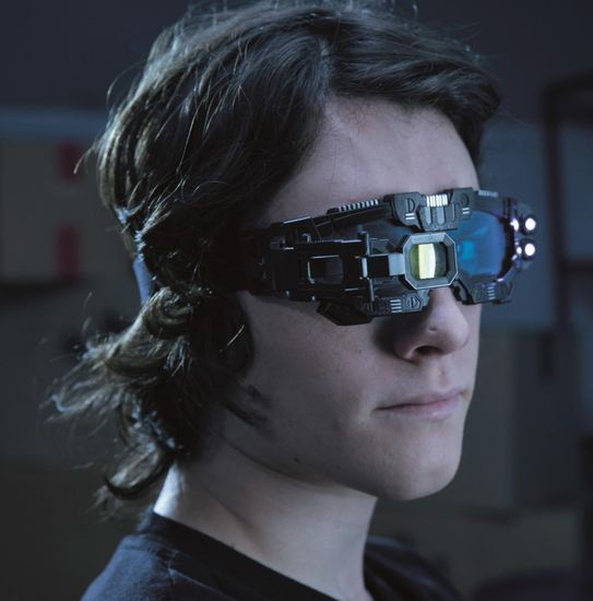 Alltoys SpyX Okuliare pre nočné videnie