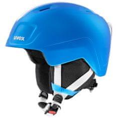 Uvex lyžařská helma Heyya Pro, race blue mat 51-55 cm
