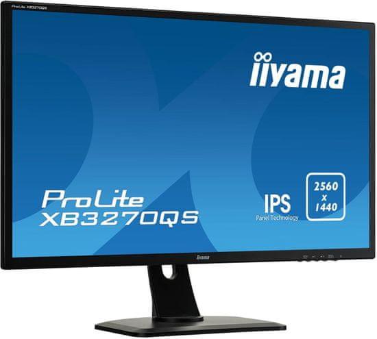 iiyama IPS LED monitor ProLite XB3270QS-B1