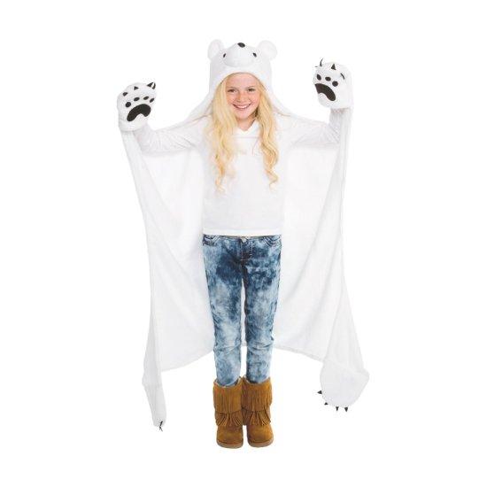 Fin Fun Deka lední medvěd POLAR BEAR