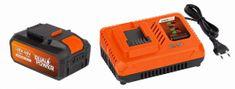 PowerPlus POWDP9064 - Nabíječka 20V/40V plus Baterie 40V LI-ION 2,5Ah SAMSUNG