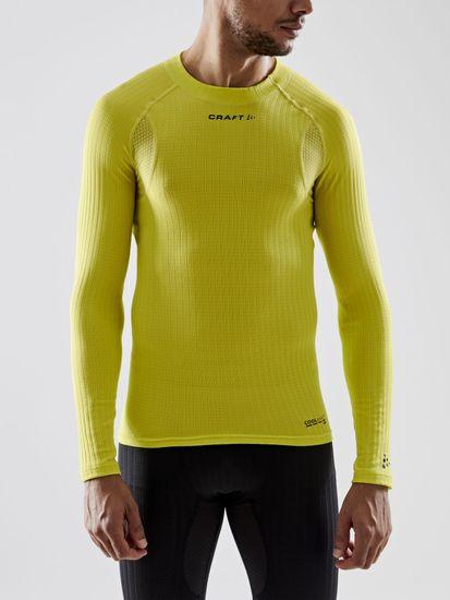 Craft Active Extreme X CN LS moška majica z dolgimi rokavi, rumena