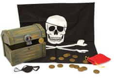 Melissa & Doug Skrzynia pirata