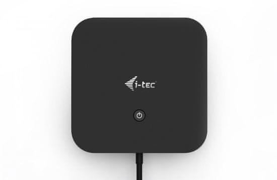 I-TEC USB-C Dual Display Docking Station with Power Delivery 100 W C31DUALDPDOCKPD