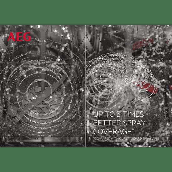 AEG myčka Mastery SatelliteClean FSE62417P + 10 let záruka na motor