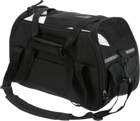 Trixie Transportní taška MADISON 19 x 28 x 42 cm, černá