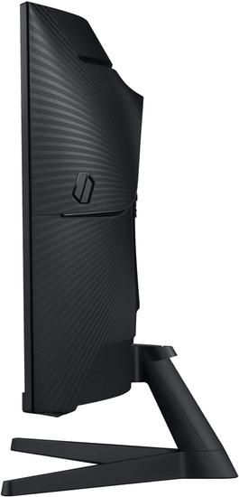 Samsung Odyssey G5 monitor, QHD, 144 Hz, VA, ukrivljen, FreeSync Premium (C32G55TQWR)
