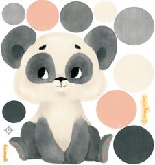 GEKONKY Panda Johanka