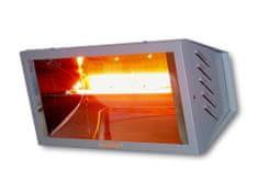 Sunline Elektrický infračervený zářič SP 2000 (stříbrný)